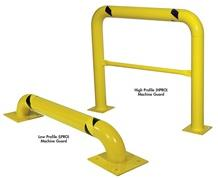 MACHINERY AND RACK GUARDS