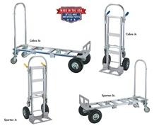 COBRA ALUMINUM CONVERTIBLE HAND TRUCKS